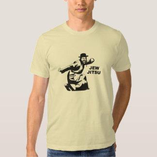 Camisa de Jitsu do judeu Tshirts