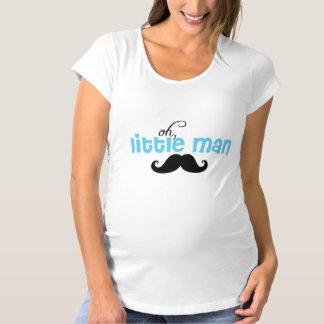Camisa de maternidade do chá de fraldas pequeno T
