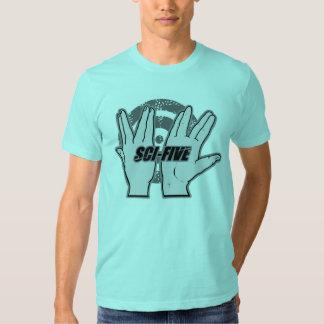 Camisa de Sci-Five T-shirt