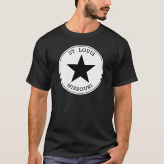 Camisa de St Louis Missouri T