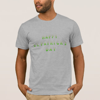 Camisa de St Patrick da CAMISA 0305,1
