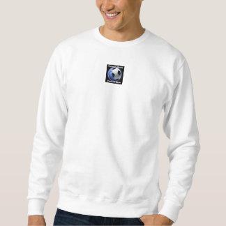 Camisa de suor clássica da mostra do futebol do