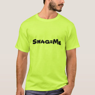 Camisa de Swag=me T