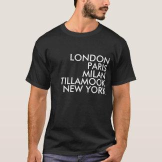 Camisa de Tillamook Oregon