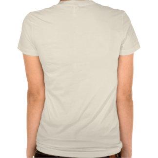 Camisa de tráfico humana da luta T das mulheres Camisetas