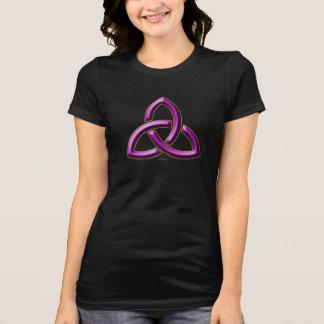 Camisa de Triquetra do céltico
