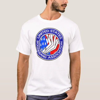 Camisa de USBA T Tshirt