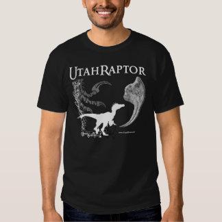 Camisa de Utahraptor em cores escuras T-shirt
