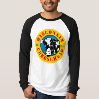 Camisa de Wisconsin Cheesehead T