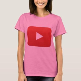 Camisa de Youtube t