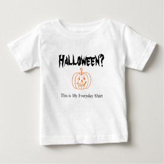 Camisa diária do Dia das Bruxas Tshirts