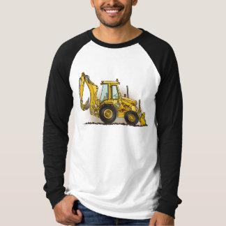 Camisa do adulto do Backhoe