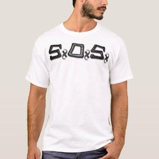 Camisa do agente do SOS