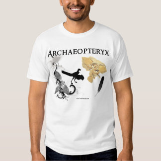 Camisa do Archaeopteryx T-shirts