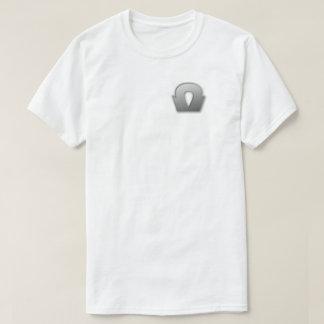 Camisa do assassino do ohm dos homens