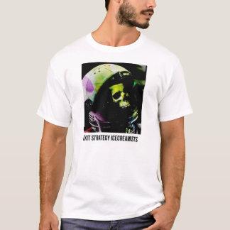 Camisa do astronauta de Icecreamists da estratégia