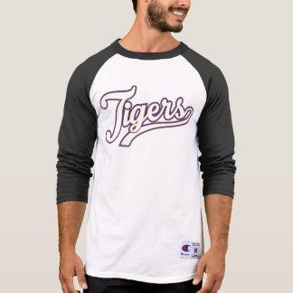 Camisa do basebol dos tigres