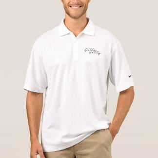 Camisa do colar do Gally de Gilly - logotipo do