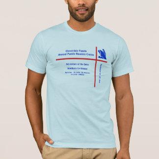 Camisa do cruzeiro do grupo do navio do forro