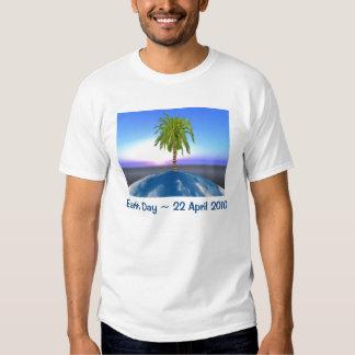 Camisa do Dia da Terra T Camisetas