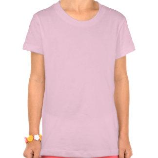Camisa do Dia das Bruxas das meninas Tshirt