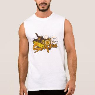 Camisa do divertimento dos surfistas