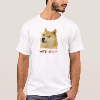 Camisa do Doge - uau muito camisa