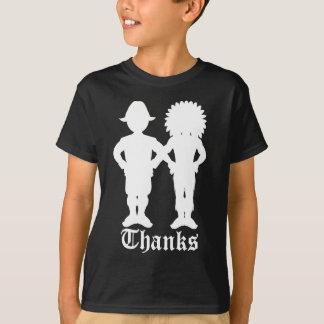 Camisa do feriado do miúdo do t-shirt da acção de