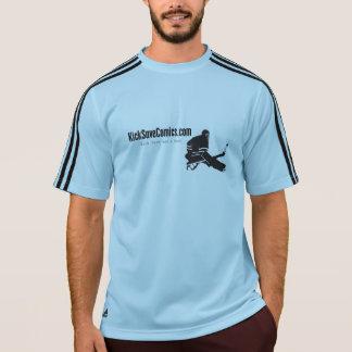 Camisa do futebol da história em quadrinhos das