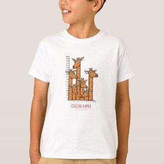 Camisa do girafa do raph de G (i)