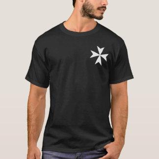 Camisa do grito de batalha de Hospitaller dos