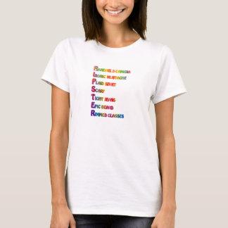 Camisa do hipster