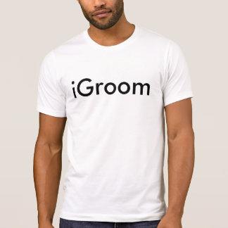 camisa do iGroom - T-shirts