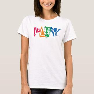 """Camisa do """"jogo"""" para OT pediatras"""