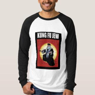 Camisa do judeu t de Kung Fu T-shirts