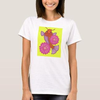 camisa do koi