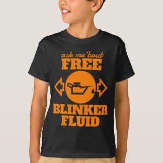 Camisa do mecânico de carro: Líquido livre do