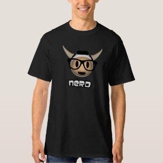 Camisa do nerd de Sherman Camiseta