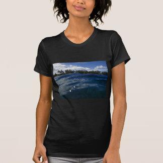 Camisa do Oceano Pacífico T do Maui das mulheres