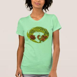 Camisa do pavão T Tshirts
