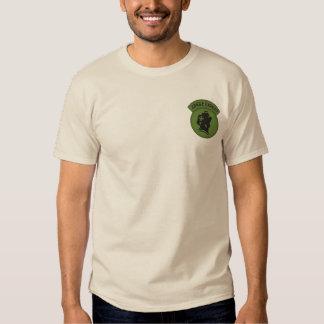 Camisa do perito da selva t-shirt
