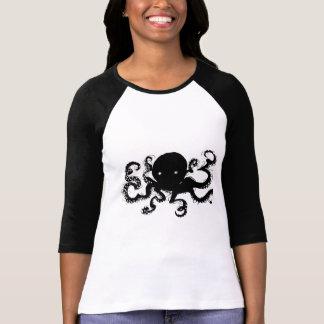 Camisa do polvo t-shirts