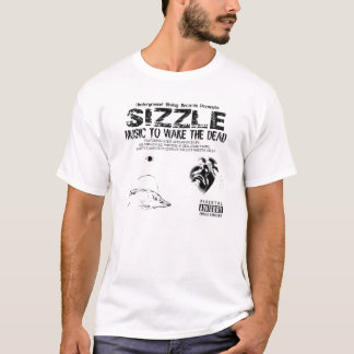 Camisa do Promo do Sizzle