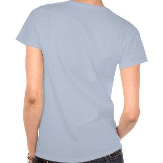 Camisa do promocional das senhoras camisetas