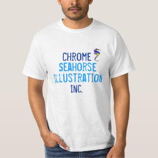 Camisa do promocional do estúdio