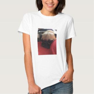 Camisa do Pug t Tshirts