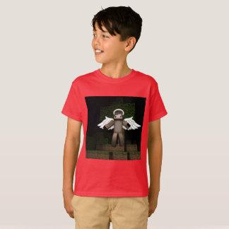 Camisa do Pumkinnado do miúdo oficial
