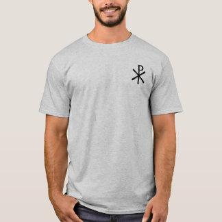 Camisa do símbolo do ró do qui