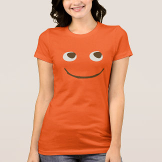 Camisa do smiley face de Locoroco