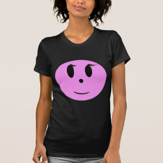 Camisa do smiley face T